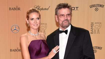 Heidi und Günther Klum - Foto: Getty Images