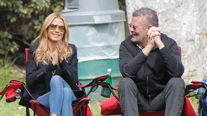 Heidi Klum: Rührende Nachrichten von Papa Günther - Foto: GettyImages