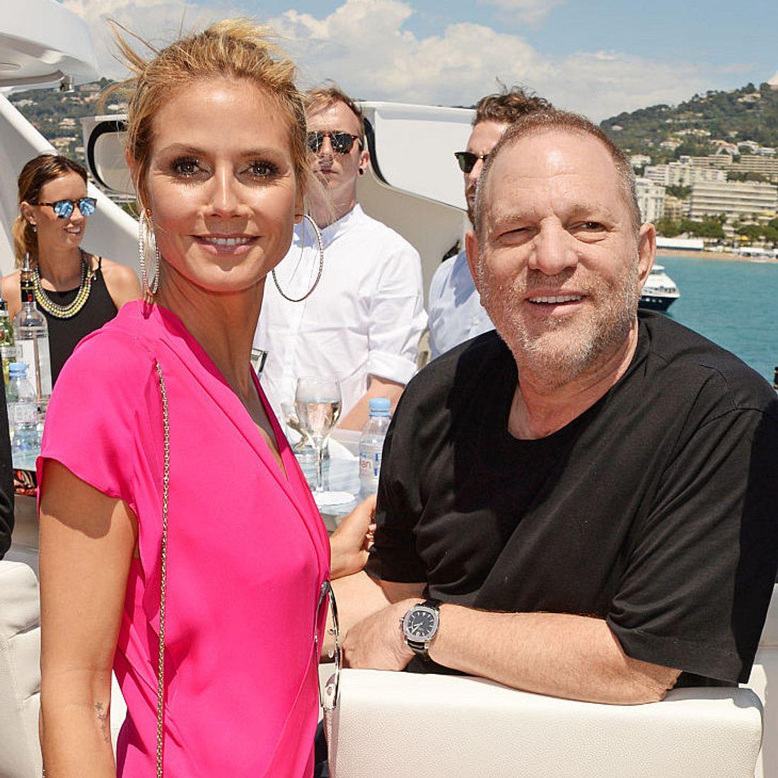 Heidi Klum äußert sich zum Hollywood-Skandal