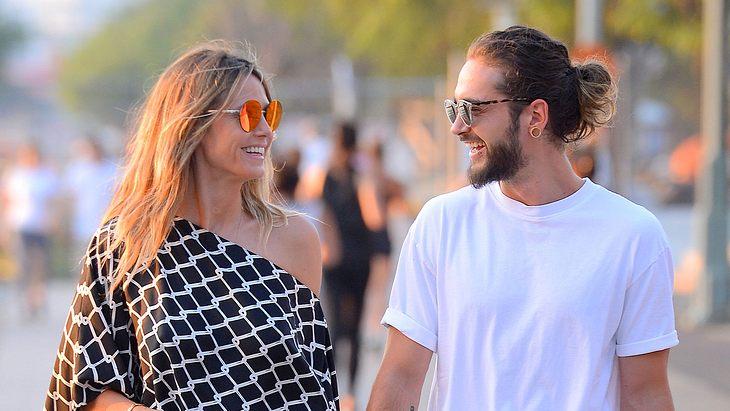 Geben Heidi Klum und Tom Kaulitz sich in New York das Ja-Wort?
