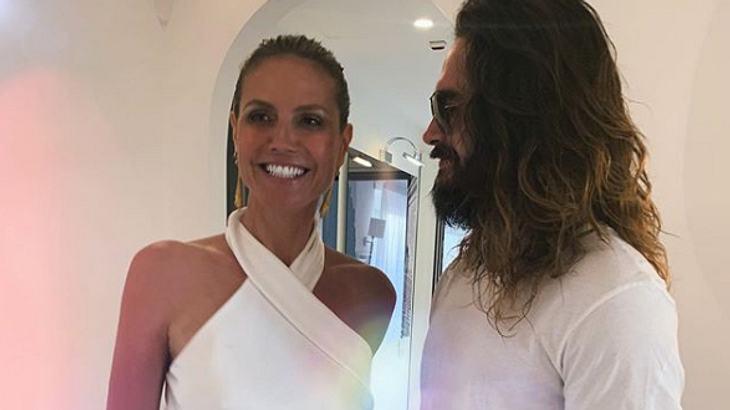 Planen Heidi Klum und Tom Kaulitz eine zweite Hochzeit?