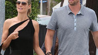 Heidi und Martin sind sehr glücklich - Foto: SMXRF/Star Max/Getty Images