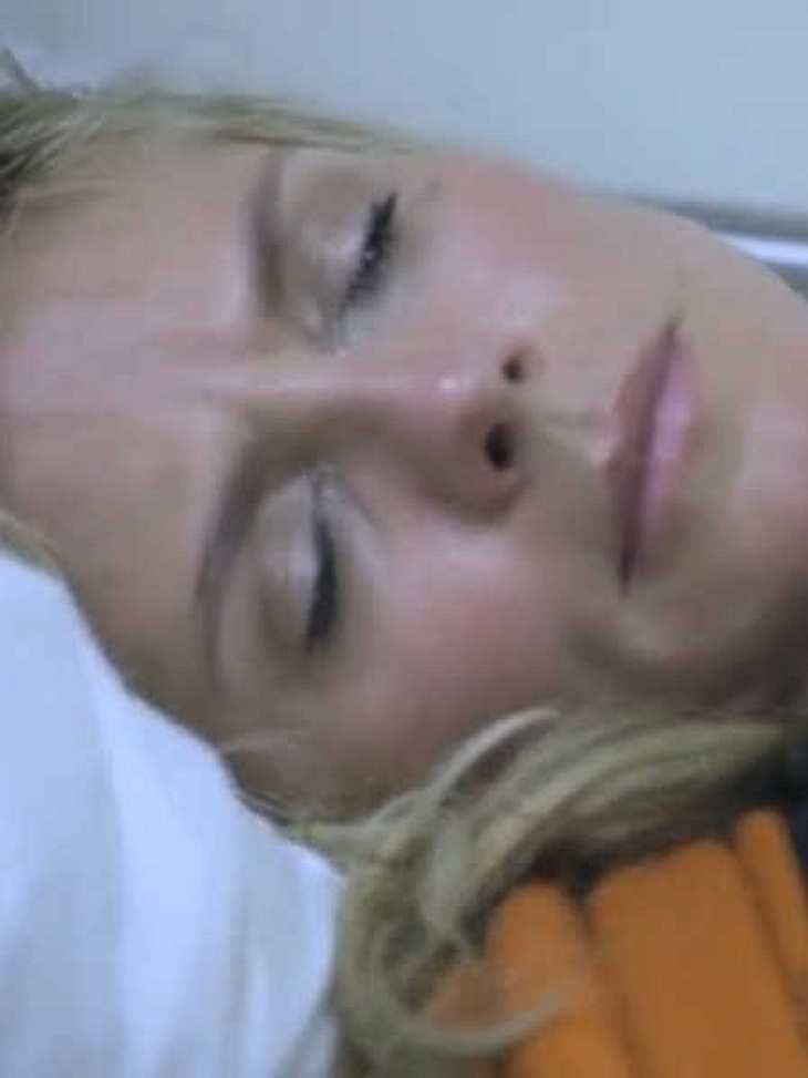 Heidi Klum wurde ins Krankenhaus eingeliefert.