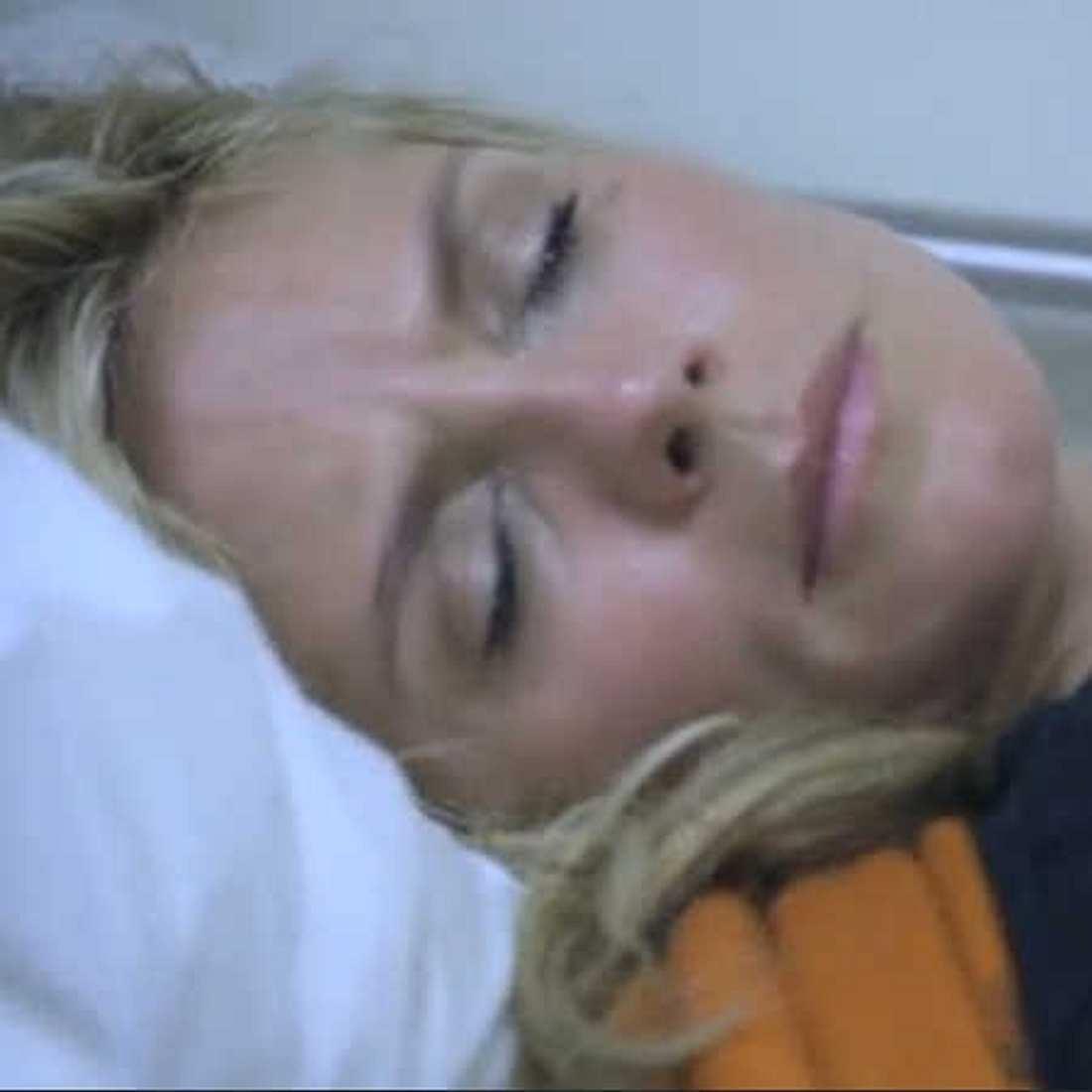 Heidi Klum im Krankenhaus