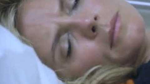 Heidi Klum im Krankenhaus - Foto: Screenshot ProSieben