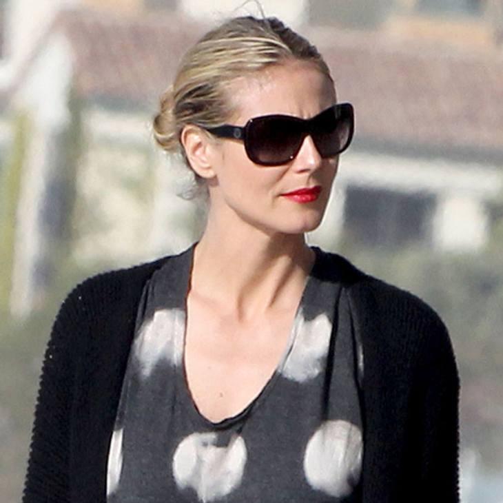 Heidi Klum: Verrückte Hutparty zum 40. Geburtstag