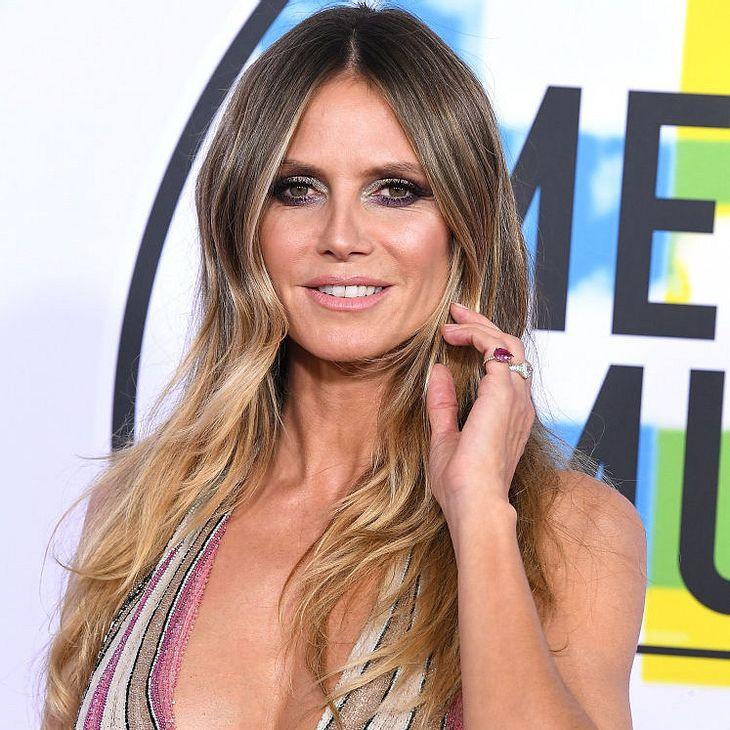 Heidi Klum kleidet sich gerne sexy