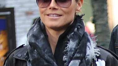 Heidi Klum hat den Vertrag mit Martin Kirsten aufgelöst. - Foto: WENN.com