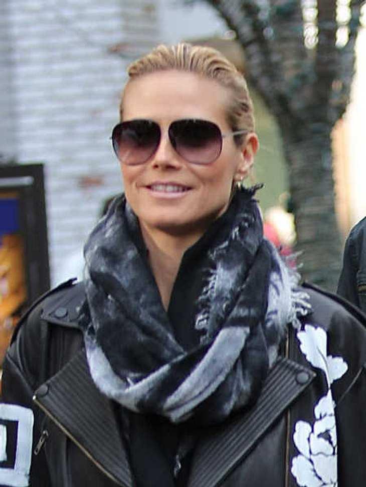 Heidi Klum hat den Vertrag mit Martin Kirsten aufgelöst.