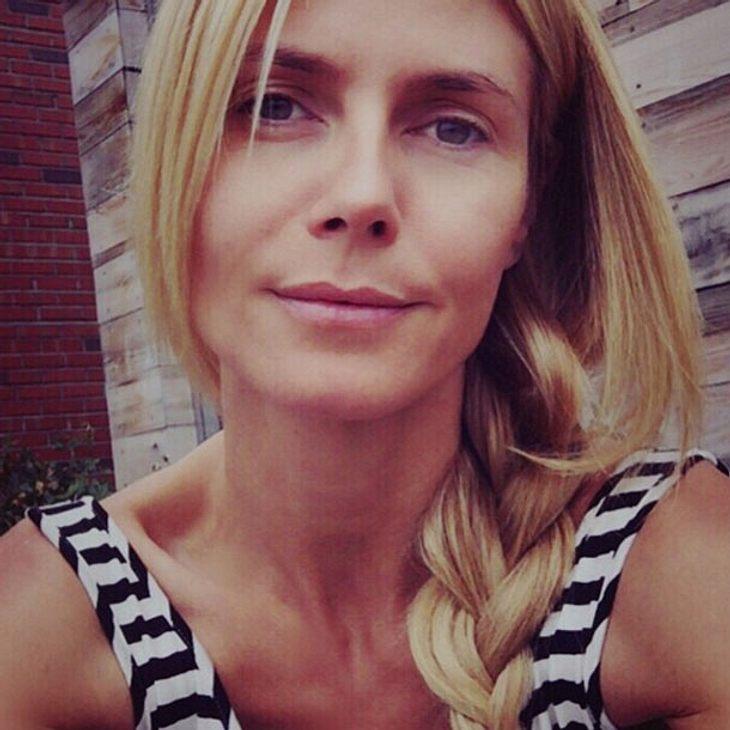 Sind Heidi Klum ihre Meeeedchen total egal?
