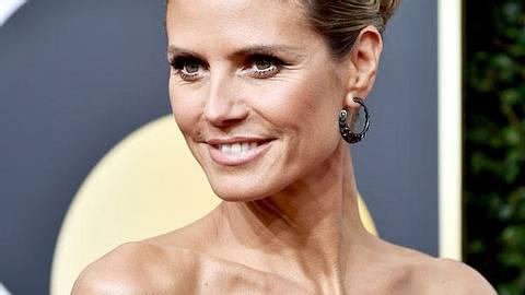 Heidi Klums Nacktfotos begeistern ihre Fans - Foto: Getty Images