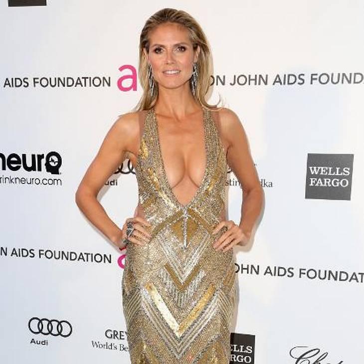 Peinliche Promis: Heidi KlumEs geht bergab für unser deutsches Supermodel: Die Einschaltquoten für den Auftakt der achten GNTM-Staffel waren mies wie nie, ihre Werbedeals platzen reihenweise und auch mit ihrem Privatleben sorgt Heidi Klum (