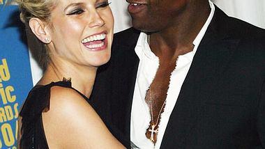 ,Mit Seal hat das Topmodel Heidi Klum die Söhne Henri (geb. 2005) und Johan (geb. 2006). 2009 wurde die gemeinsame Tochter Lou geboren. - Foto: GettyImages