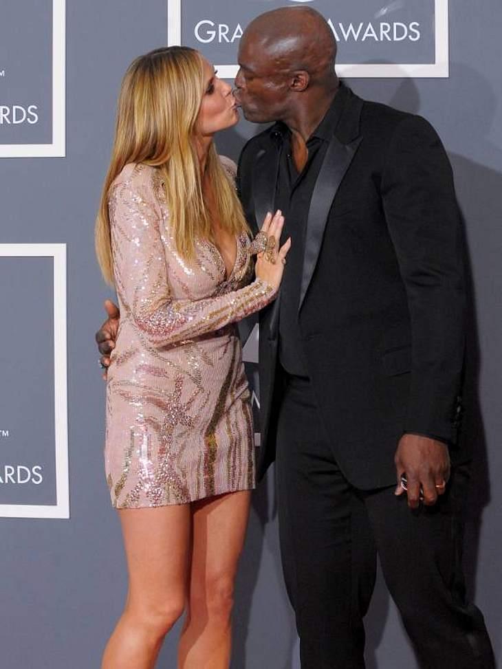 ,Sänger Seal und Heidi Klum leben zusammen mit ihren vier Kindern in Beverly Hills.