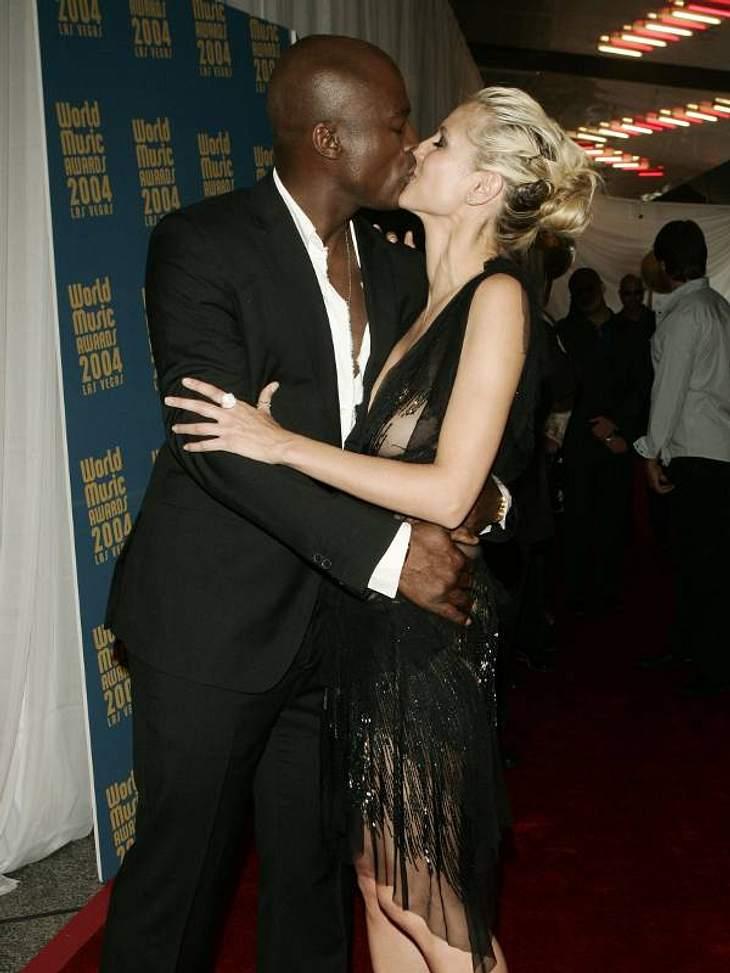 """,2007 hat es Heidi Klum wieder getan: Mit Ehemann Seal sang sie den Song """"Wedding Day"""", den Seal am Tag ihrer Hochzeit 2005 geschrieben hat."""