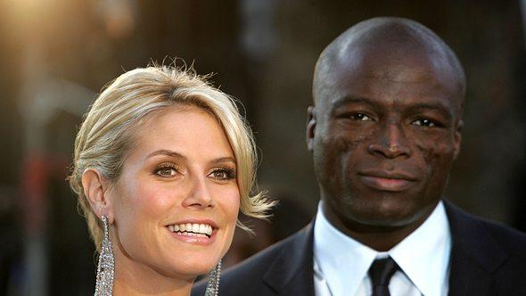 Heidi Klum und Seal - Foto: Getty Images
