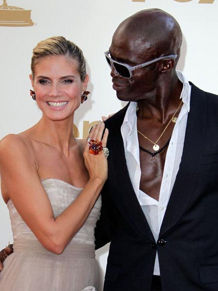 Heidi Klum und Seal sind doch kein Paar