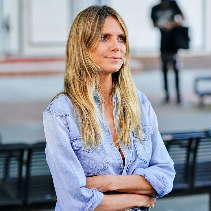 Fieser Seitenhieb gegen Heidi Klum