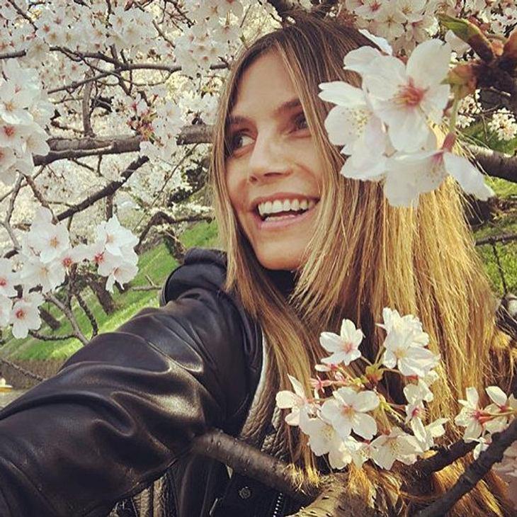 Heidi Klum und Tom Kaulitz: Ist dieses Instagram-Bild ein versteckter Liebesgruß?