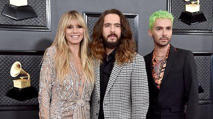 Heidi Klum Tom Bill Kaulitz - Foto: Getty Images