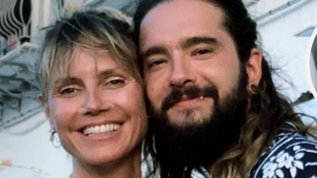 Heidi Klum & Tom Kaulitz zeigen ihre Eheringe