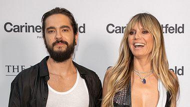 Für Hochzeit? Heidi Klum & Tom erreichen mit Familie in Neapel