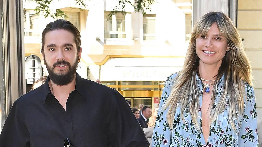 Heidi Klum & Tom Kaulitz: Fotos aus den Flitterwochen