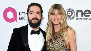 Heidi Klum und Tom Kaulitz - Foto: Getty Images
