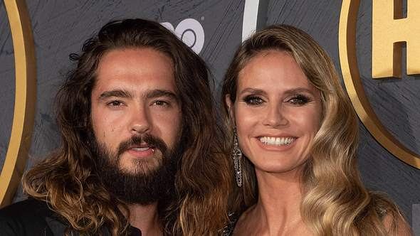Tom Kaulitz und Heidi Klum - Foto: imago