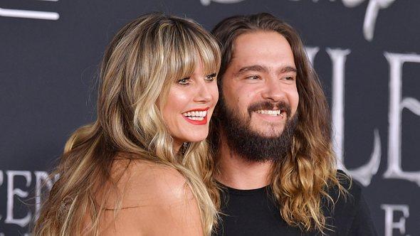 Heidi Klum und Tom Kaulitz - Foto: Amy Sussman/ WireImage