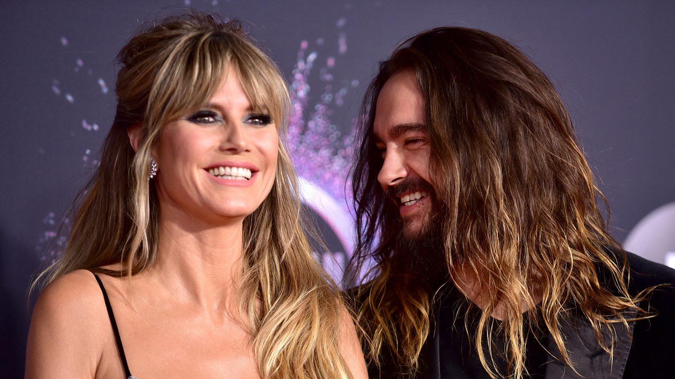 Heidi Klum und Tom Kaulitz