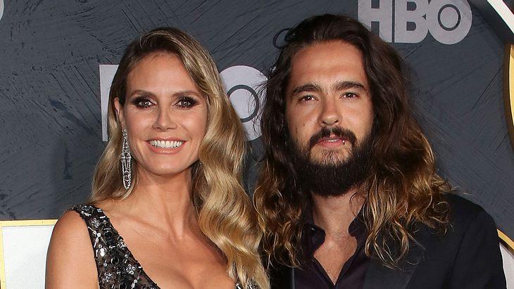 Heidi Klum und Tom Kaulitz lüften ein Geheimnis