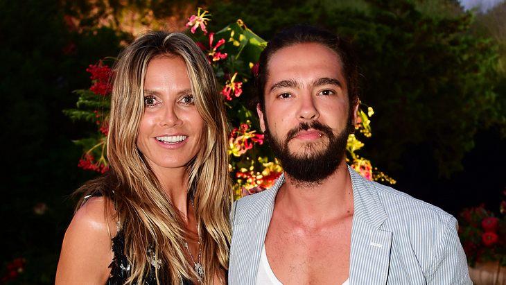 Heidi Klum Sie Spricht Uber Die Hochzeit Mit Tom Kaulitz Intouch