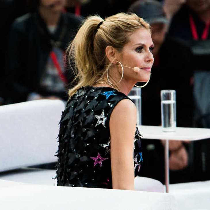 Heidi Klum trauert um ihren Stylisten George Ortiz!