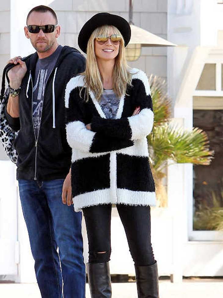 Heidi Klum: Trennung von ihrem Bodyguard!
