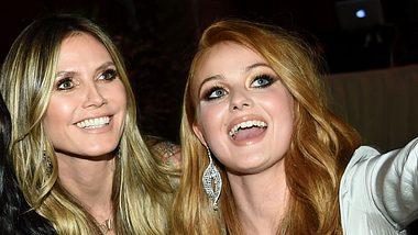 Heidi Klum und Vanessa - Foto: Getty Images