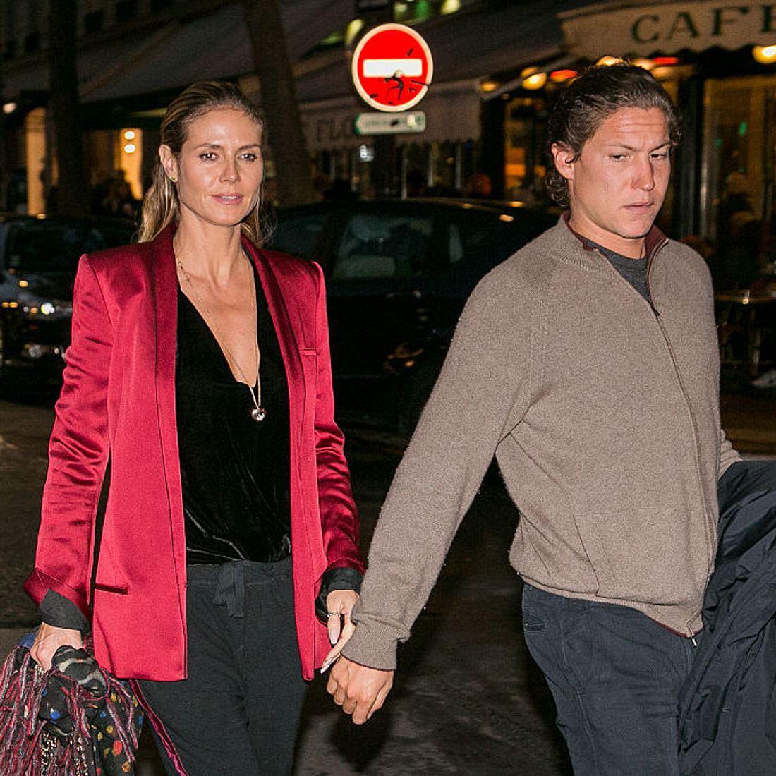 Nach der Trennung hatte Heidi Klum Liebeskummer