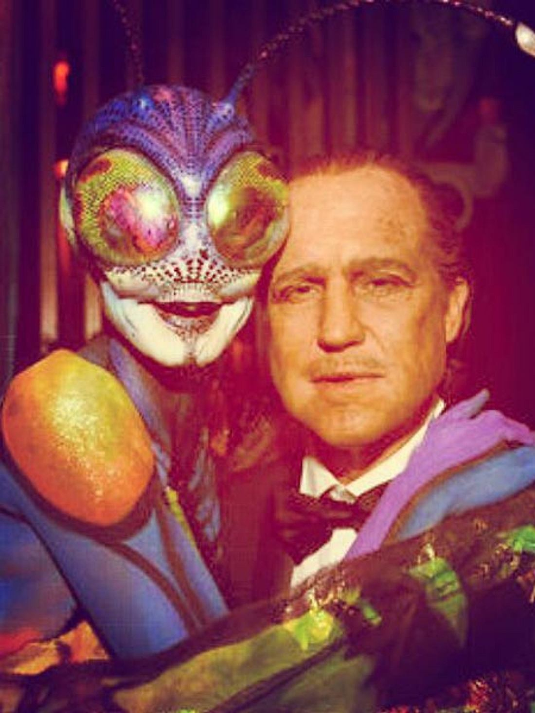 Heidi Klum feierte Halloween mit Vito Schnabel