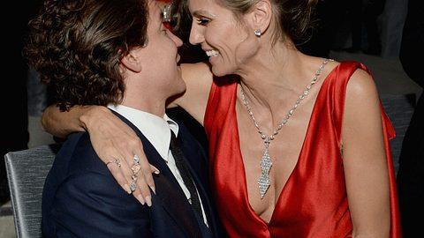 Heidi Klum und Vito Schnabel sind immer noch sooo verliebt - Foto: GettyImages