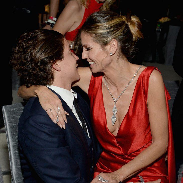 Heidi Klum und Vito Schnabel sind immer noch sooo verliebt