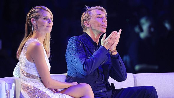 Heidi Klum und Wolfgang Joop - Foto: Getty Images