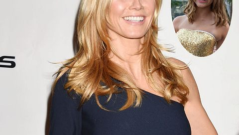 Heidi Klum bekommt Absage von Lucia Strunz