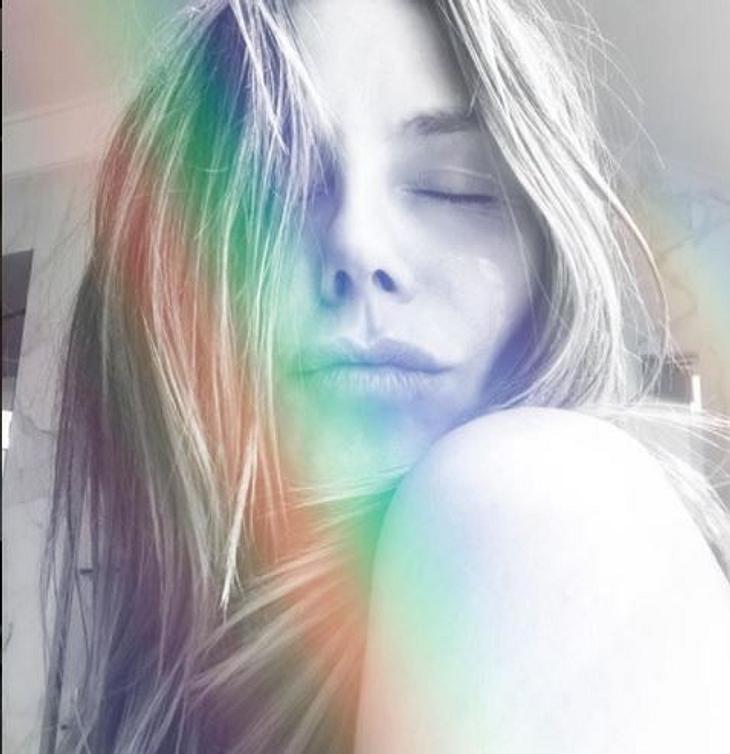 Heidi Klum knutscht mit Tom Kaulitz