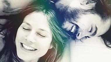 Heidi Klum: After-Sex-Selfie mit Tom Kaulitz? - Foto: Instagram/ Heidi Klum