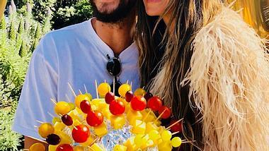 Süße Liebeserklärung: Heidi Klum feiert mit Tom Kaulitz Geburtstag - Foto: Instagram / Heidi Klum