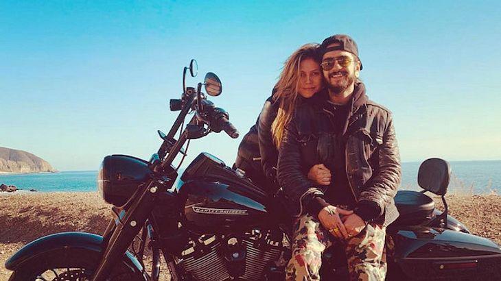Lässige Biker-Braut: Heidi Klum macht Motorrad-Trip mit Tom Kaulitz