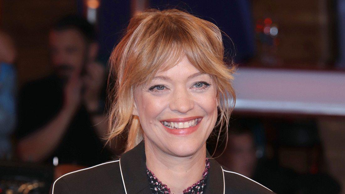 Heike Makatsch zu Besuch in der NDR Talkshow 2018