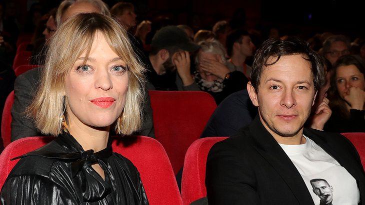 Heike Makatsch und Freund Trystan Pütter bei der Berlinale 2019