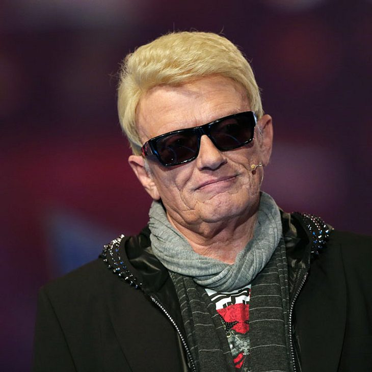 Heino: Trauriges Aus!