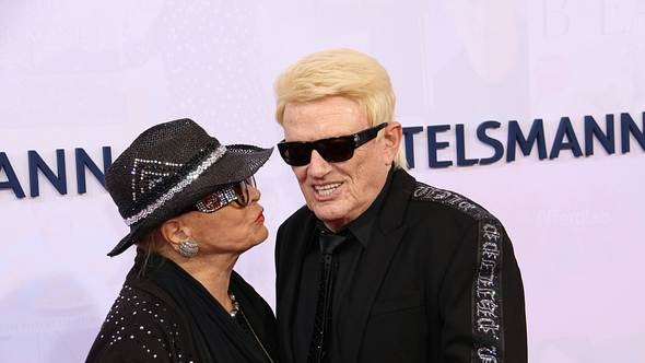 Heino und Hannelore - Foto: imago images / POP-EYE